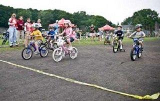 "NEBC ""Van Bares' Kid's Bicycle Race 2019"